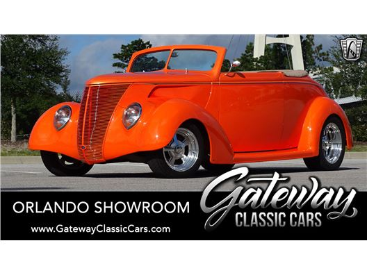 1937 Ford Cabriolet for sale in Lake Mary, Florida 32746