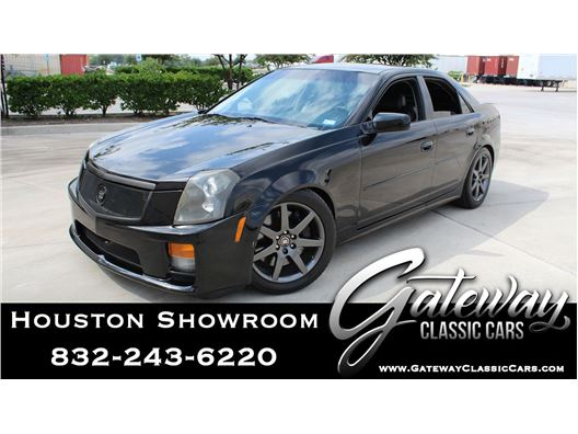 2006 Cadillac CTS-V for sale in Houston, Texas 77090