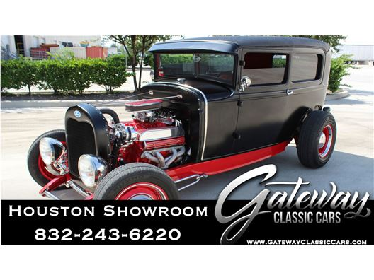 1931 Ford Tudor for sale in Houston, Texas 77090