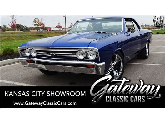 1967 Chevrolet Chevelle SS for sale in Olathe, Kansas 66061