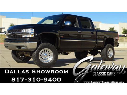 2001 Chevrolet Silverado for sale in DFW Airport, Texas 76051