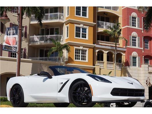2017 Chevrolet Corvette Stingray Z51 for sale in Naples, Florida 34104