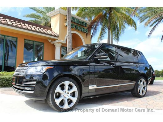 2015 Land Rover Range Rover for sale on GoCars.org