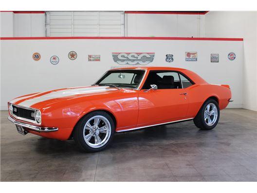 1968 Chevrolet Camaro for sale in Fairfield, California 94534