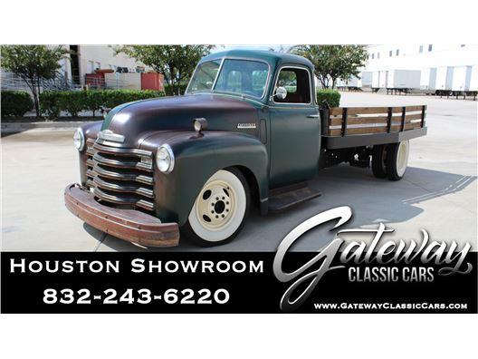 1948 Chevrolet 6100 for sale in Houston, Texas 77090