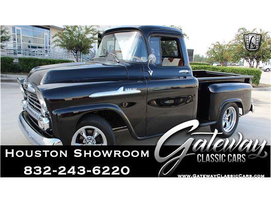 1958 Chevrolet Apache for sale in Houston, Texas 77090