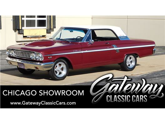 1964 Ford Fairlane for sale in Crete, Illinois 60417