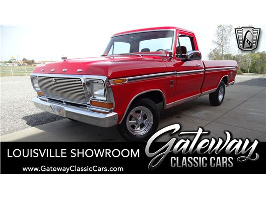 1974 Ford F100 for sale in Memphis, Indiana 47143