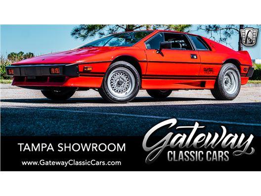 1983 Lotus Esprit for sale in Ruskin, Florida 33570