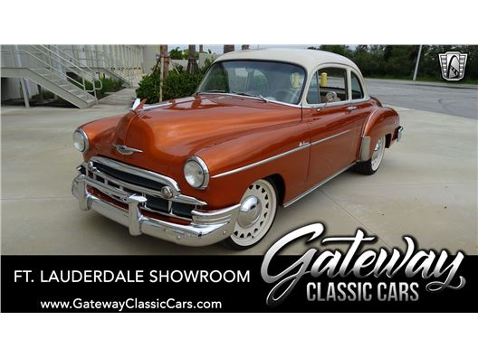 1949 Chevrolet Deluxe for sale in Coral Springs, Florida 33065