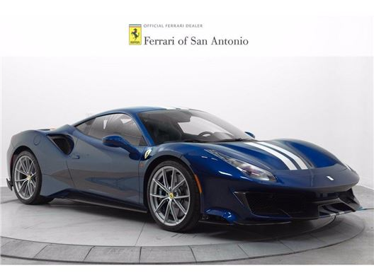 2020 Ferrari 488 Pista for sale in San Antonio, Texas 78249