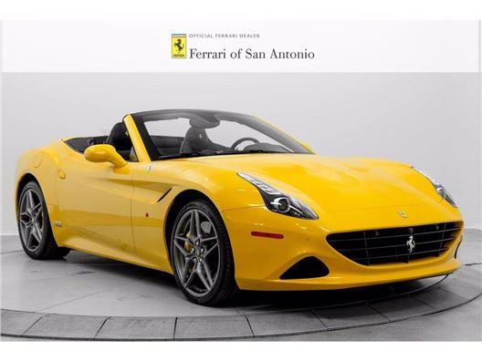 2017 Ferrari California T for sale in San Antonio, Texas 78249