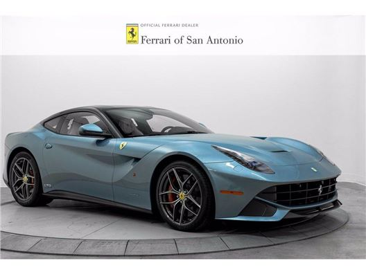 2017 Ferrari F12berlinetta for sale on GoCars.org