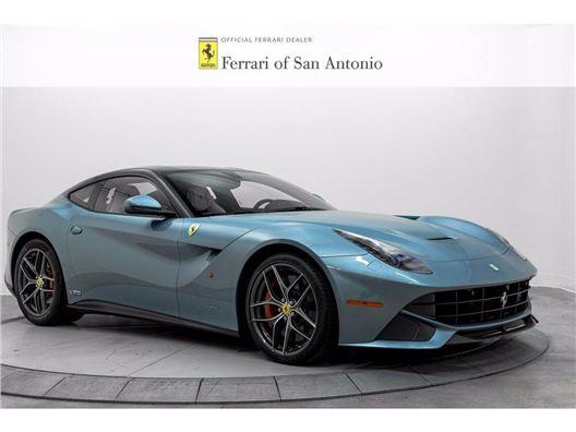 2017 Ferrari F12berlinetta for sale in San Antonio, Texas 78249