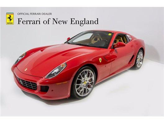 2010 Ferrari 599 GTB Fiorano for sale on GoCars.org