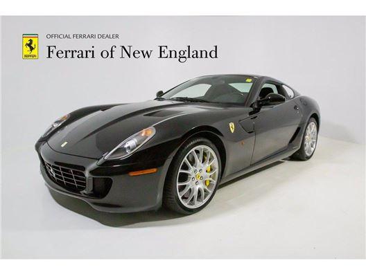 2008 Ferrari 599 GTB Fiorano for sale in Norwood, Massachusetts 02062