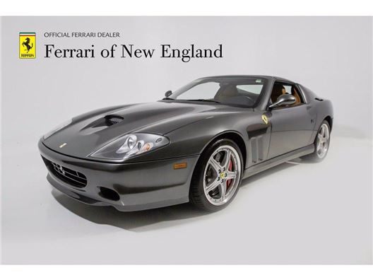 2005 Ferrari 575 SuperAmerica for sale in Norwood, Massachusetts 02062