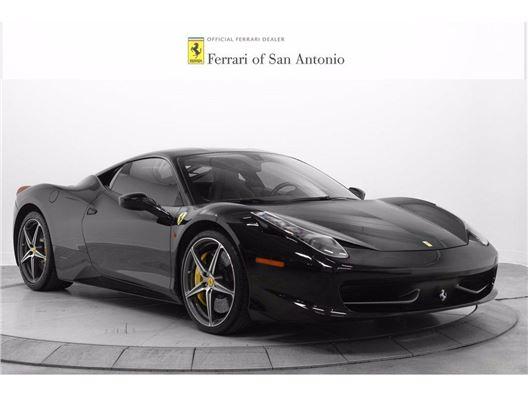 2011 Ferrari 458 Italia for sale in San Antonio, Texas 78249