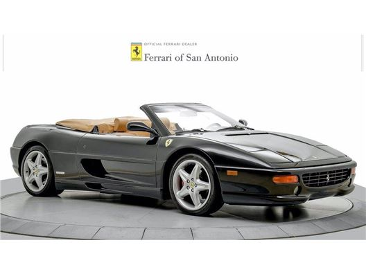 1999 Ferrari F355 SPIDER for sale in San Antonio, Texas 78249