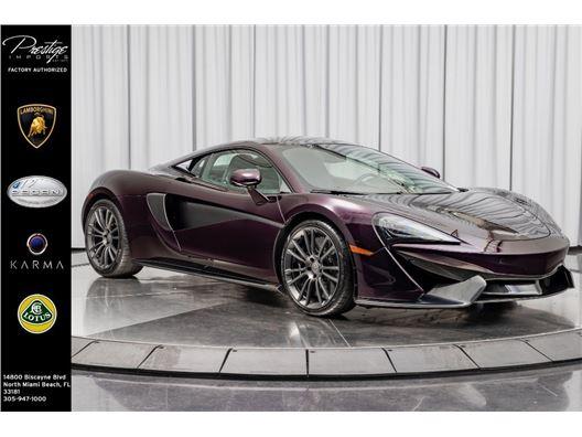 2017 McLaren 570S for sale in North Miami Beach, Florida 33181