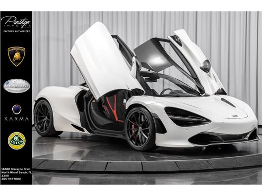 2018 McLaren 720S for sale in North Miami Beach, Florida 33181