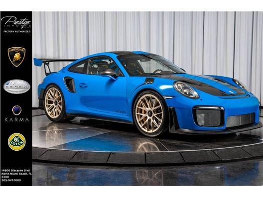 2019 Porsche 911 for sale in North Miami Beach, Florida 33181