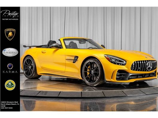 2020 Mercedes-Benz AMG GT for sale in North Miami Beach, Florida 33181