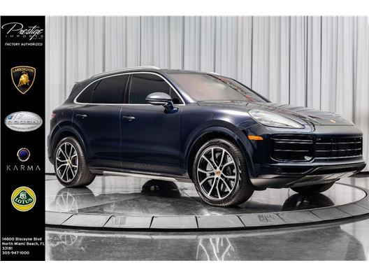 2019 Porsche Cayenne for sale in North Miami Beach, Florida 33181