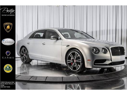 2017 Bentley Flying Spur for sale in North Miami Beach, Florida 33181