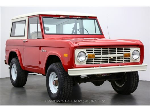 1975 Ford Bronco for sale in Los Angeles, California 90063
