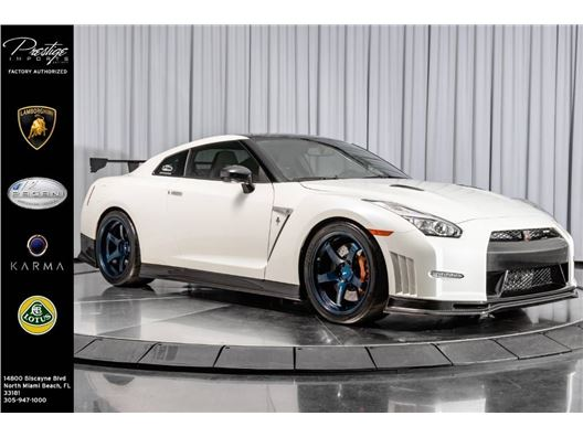 2015 Nissan GT-R for sale in North Miami Beach, Florida 33181