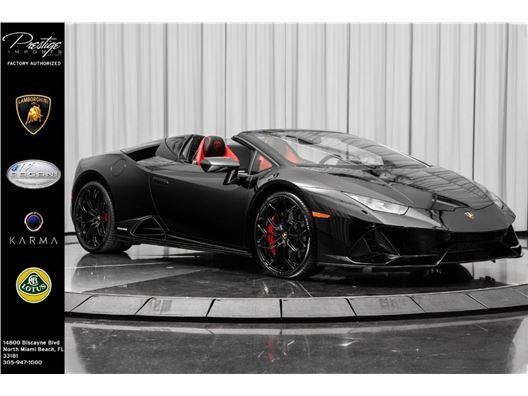 2020 Lamborghini Huracan EVO for sale in North Miami Beach, Florida 33181