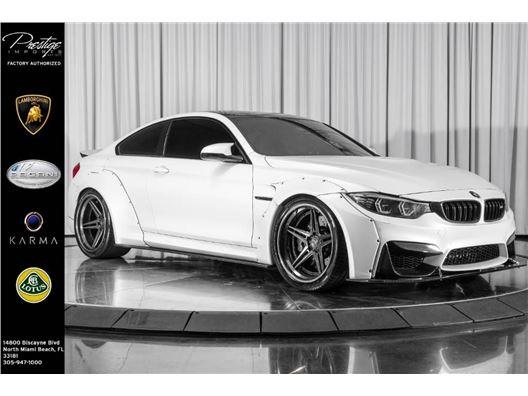 2015 BMW M4 for sale in North Miami Beach, Florida 33181