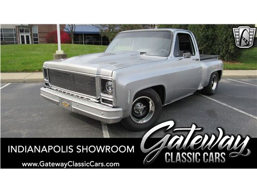 1978 Chevrolet C10 for sale in Indianapolis, Indiana 46268