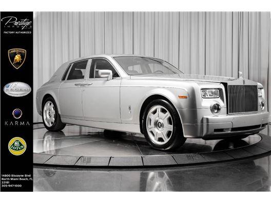 2005 Rolls-Royce Phantom for sale in North Miami Beach, Florida 33181