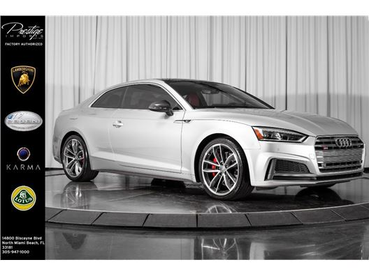 2018 Audi S5 Coupe for sale in North Miami Beach, Florida 33181