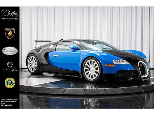 2010 Bugatti Veyron for sale in North Miami Beach, Florida 33181