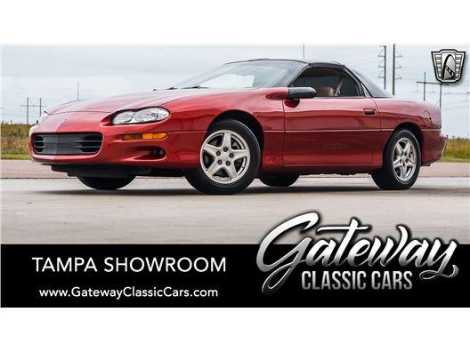 1998 Chevrolet Camaro for sale in Ruskin, Florida 33570