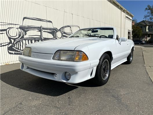 1988 Ford Mustang-ASC/McLaren for sale in Pleasanton, California 94566