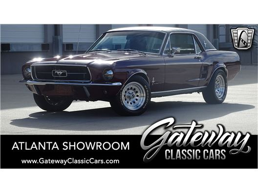 1967 Ford Mustang for sale in Alpharetta, Georgia 30005