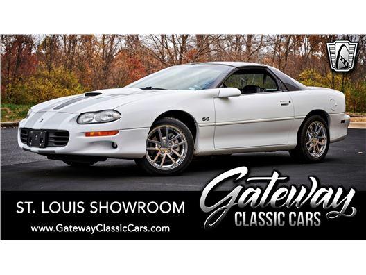 2002 Chevrolet Camaro for sale in OFallon, Illinois 62269