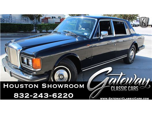 1985 Bentley Mulsanne for sale in Houston, Texas 77090