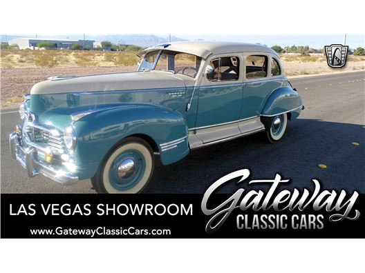 1947 Hudson Super Eight for sale in Las Vegas, Nevada 89118