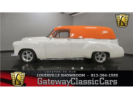 1952 Chevrolet Sedan Delivery for sale in Memphis, Indiana 47143