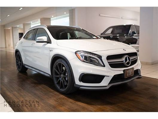2017 Mercedes-Benz GLA for sale in New York, New York 10019