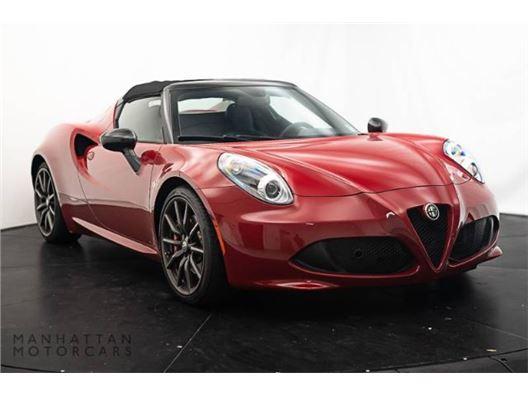 2016 Alfa Romeo 4C Spider for sale on GoCars.org