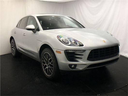 2018 Porsche Macan for sale in New York, New York 10019