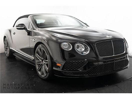2016 Bentley Continental GT for sale in New York, New York 10019
