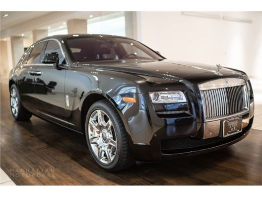 2014 Rolls-Royce Ghost for sale in New York, New York 10019