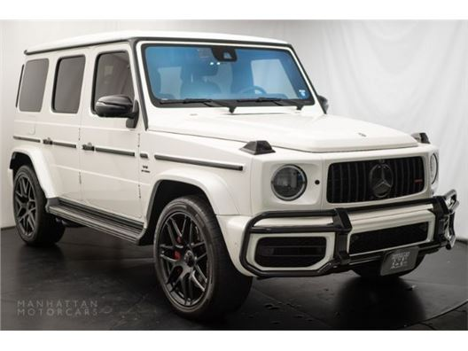 2019 Mercedes-Benz G-Class for sale in New York, New York 10019